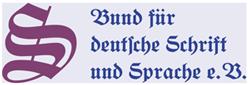 Bund für deutsche Schrift und Sprache e.V.